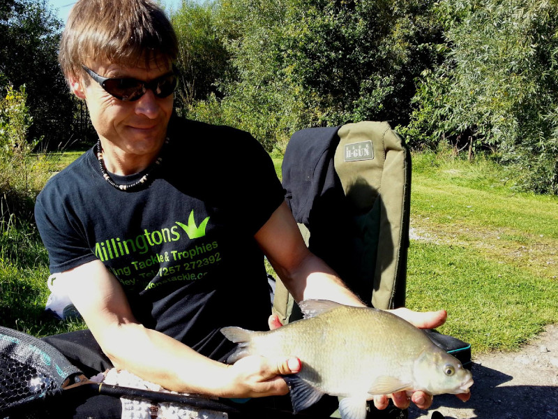 Good Catch at fishing event in Preston