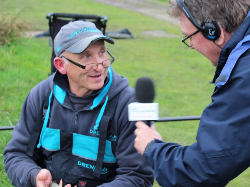 Charity fishing, Lancashire