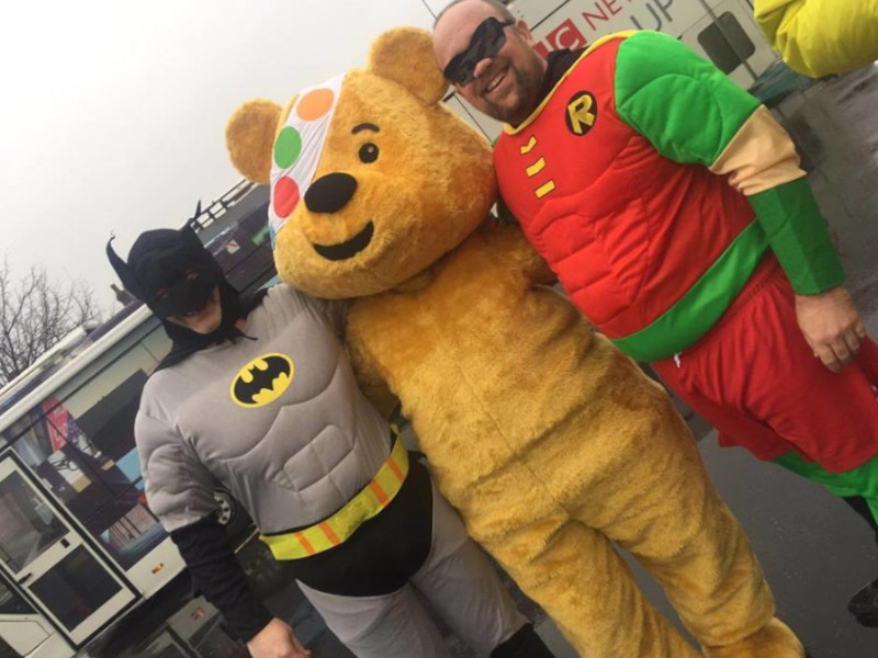 Children in need Leyland