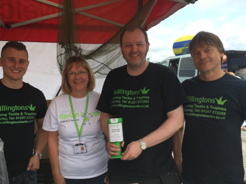 Derian House Charity Event