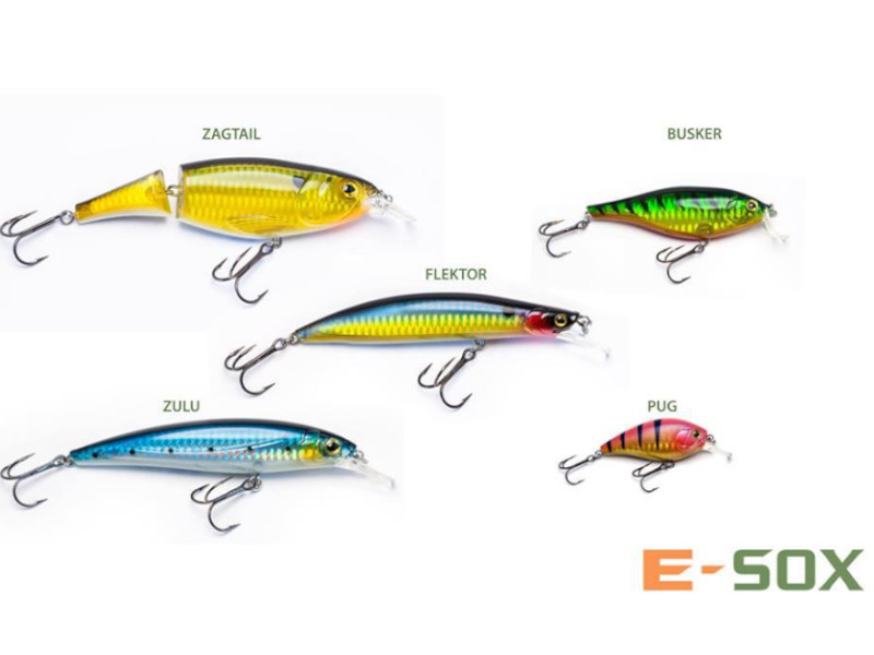 E-sox Hard Lures