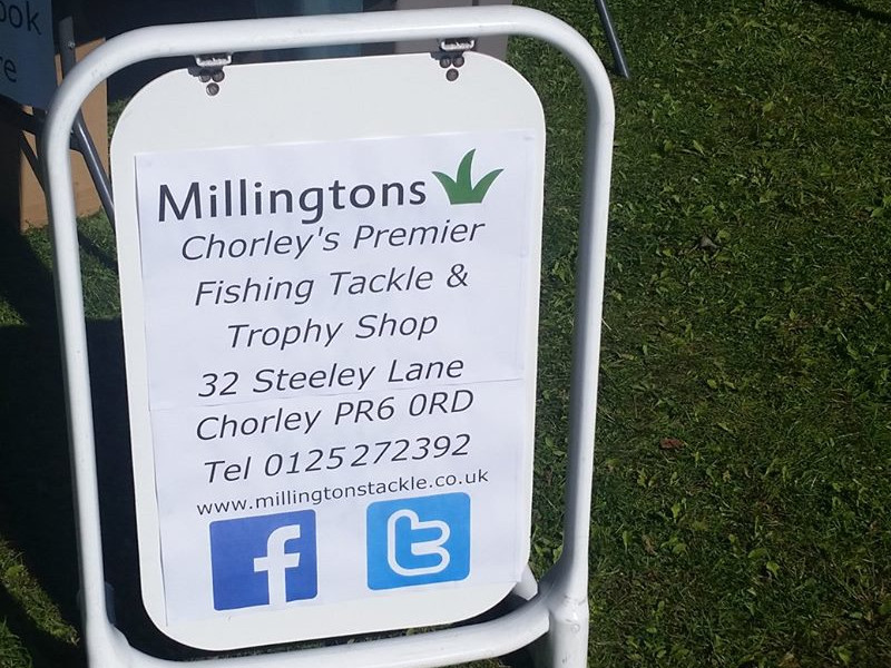 Fishing Event in Preston