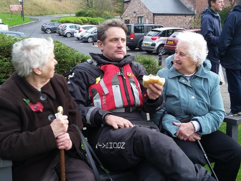 Graham Liver charity event, Lancashire
