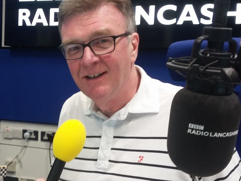 On the Air with John Gilmore