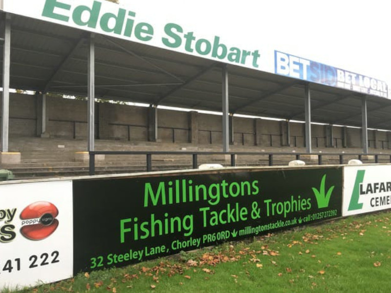 Proud Sponsors of Chorley FC