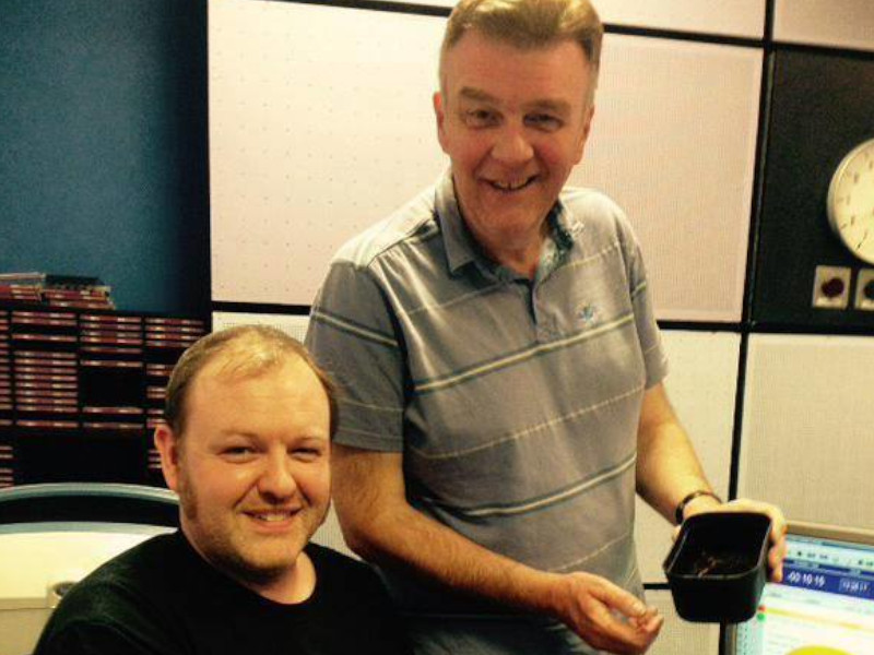 Millington at Radio Lancashire