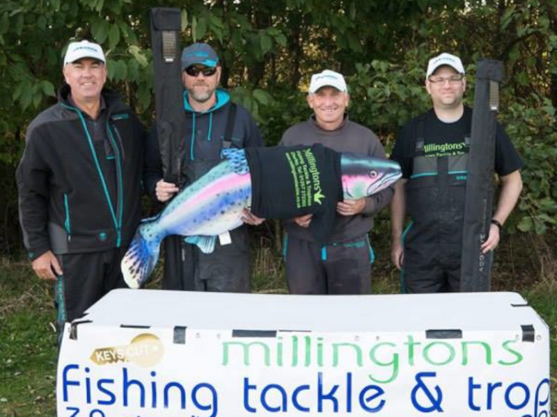 Charity day Fishing Lancashire